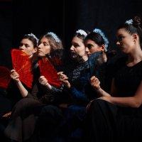 «Женская родня дома Капулетти» («Ромео и Джульетта») :: Andrew Barkhatov