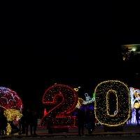 Встречая Новый год :: Светлана SvetNika17
