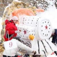 Кузнецкая броня :: Радмир Арсеньев