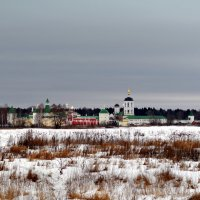 Николо-Пешношский монастырь :: Юрий Моченов
