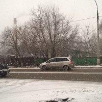 В снегопад.. :: Елена Семигина