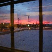Зима, вечер :: Яков Геллер