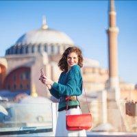 Цвет настроения - Стамбул :: Ирина Лепнёва