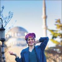 Голубая мечеть :: Ирина Лепнёва