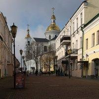 В центре Витебска :: Yury Mironov