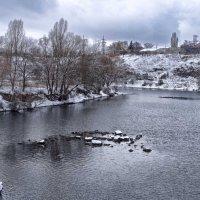 зима и река :: юрий иванов