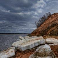 Весна на Волге :: Владимир Шамота