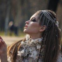 Вещая птица - Гамаюн! :: barsuk lesnoi