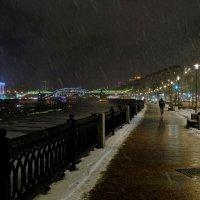 В Москве зима... :: Михаил Рогожин