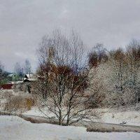 Подарок Зимы… Ожидаемый  и неожиданный :: Юрий
