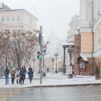 Снегопад :: Виктор К