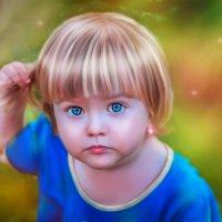 Задумчивый ребёнок :: Nadin