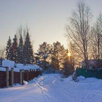 Короток зимний день :: val-isaew2010 Валерий Исаев