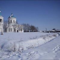 Село Троицкое :: Владимир Стаценко