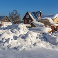 зима в Шории :: Виктор Ковчин