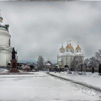 Первый снег :: Роман Савоцкий
