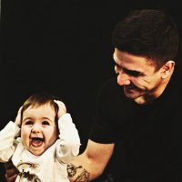 Папа и доча :: Андрей Ананьев