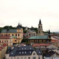 Вид на Пшемысль с часовой башни :: Татьяна Ларионова