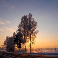 зима :: краснов юрий