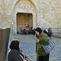 У Дамасских ворот. Иерусалим. :: Зуев Геннадий