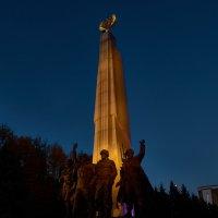 Памятник странам-участникам антигитлеровской коалиции :: Владимир Барышев