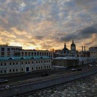 Москва февральская :: Андрей Лукьянов