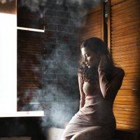 В дыму табачном, в сумрачном тумане... :: Вячеслав Ложкин