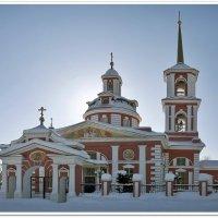 Церковь преподобного Сергия Радонежского :: Валерий Иванович