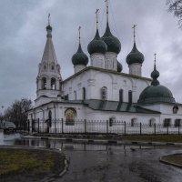 4.У природы нет плохой погоды... :: Юрий Велицкий