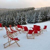 Зимний отдых в горах :: tamara *****