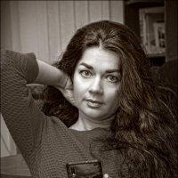 Портрет Ирины Шевченко :: Сергей Порфирьев