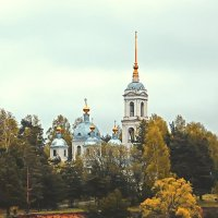 Однажды осенью :: Nikolay Monahov