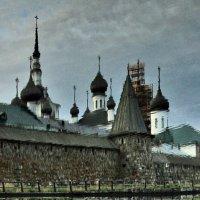 Соловецкий монастырь :: Зуев Геннадий