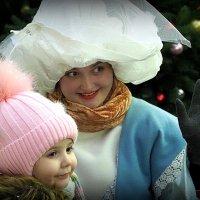 рождественские встречи :: Олег Лукьянов