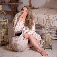 опять Я ) в белом платье.... :: Ирина Кулага