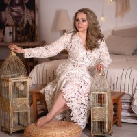 белое платье :: Ирина Кулага