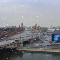 По улицам Москвы :: Светлана Карнаух