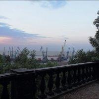 Таганрогский морской порт :: Владимир Стаценко