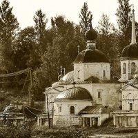 Вознесенский Старицкий женский монастырь :: александр варламов