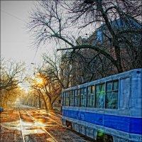 Улица в Николаеве :: Сергей Порфирьев