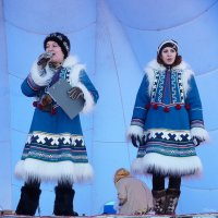 На празднике день Оленевода :: Ната57 Наталья Мамедова