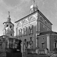 Введенский храм в Барашах :: Евгений Кочуров
