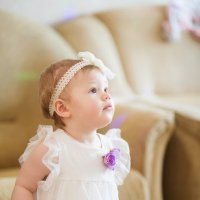 Маргаритка,первый День Рождения))) :: Angelica Solovjova