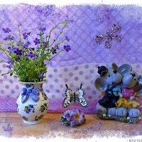 Любви, верности, счастья, дорогие друзья! :: Nina Yudicheva
