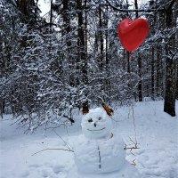 Поздравляю вас с Днём влюблённых, друзья! :: Ольга Русанова (olg-rusanowa2010)