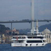 У моста из Европы в Азию. :: веселов михаил
