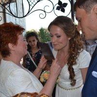 Святое напутствие мамы... :: Георгиевич