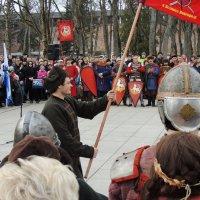 Парад ратных дружин :: Ната57 Наталья Мамедова