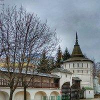 башня монастыря :: Валентина. .
