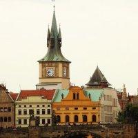 Башня с часами. :: sav-al-v Савченко